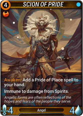 Scion of Pride Card Image