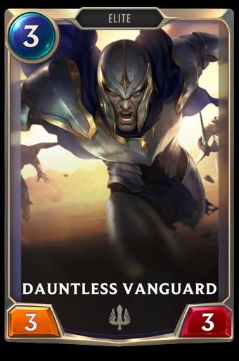 Dauntless Vanguard Card Image