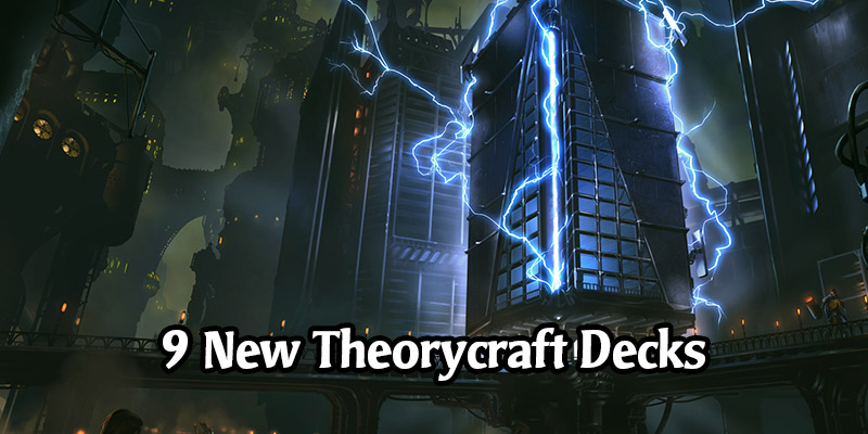 9 More Theorycraft Decks to Try on Day 1 of the New Runeterra Expansion