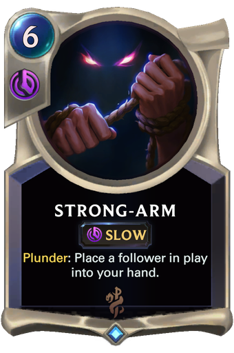 Strong-arm Card Image