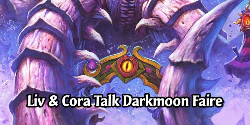 Hearthstone's Liv Breeden and Cora Georgiou Talk Darkmoon Faire, Balance, Progression, Duels, and More!