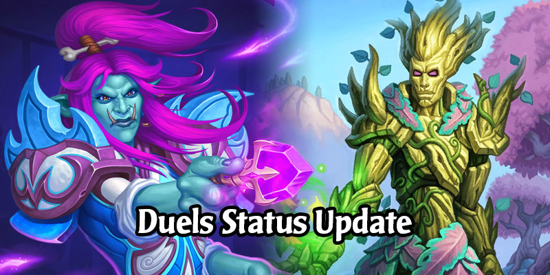 Is Hearthstone's Duels More Welcoming Again? Status Update On Bugs, Fixes, And Balance