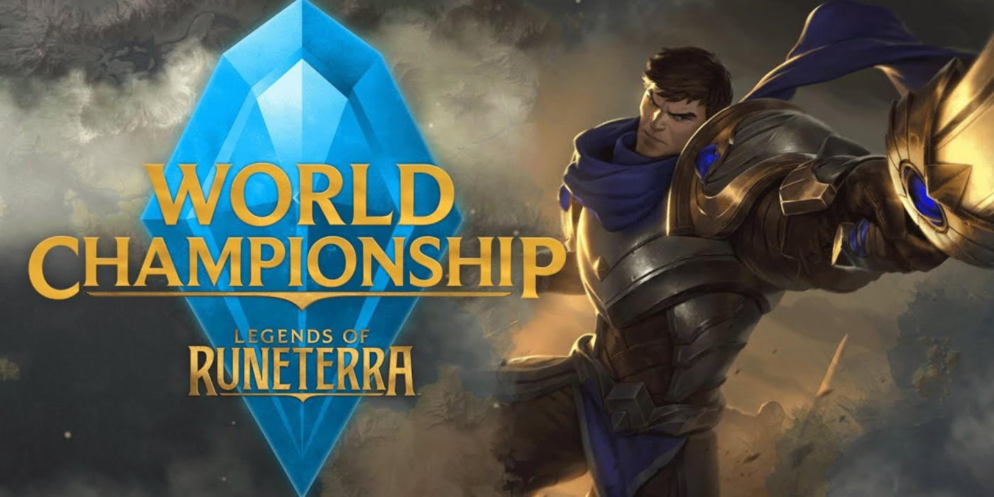Legends of Runeterra World Championship Starts Today - Watch to Get Exclusive In-Game Items