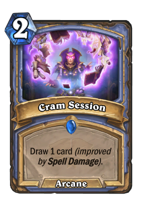 Cram Session Card Image