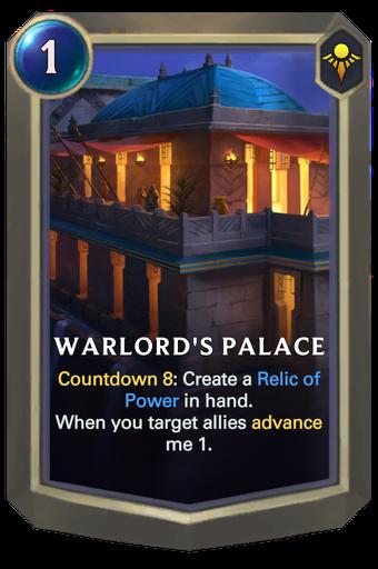 Warlord's Palace Card Image