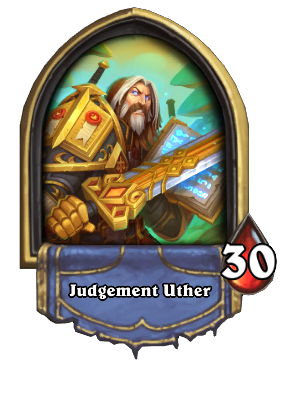Judgment Uther Card Image
