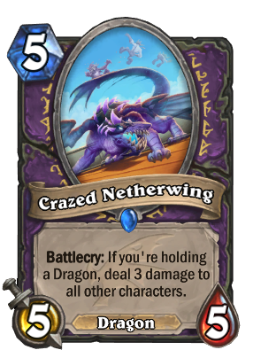 Crazed Netherwing Card Image