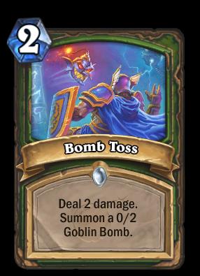 Bomb Toss Card Image