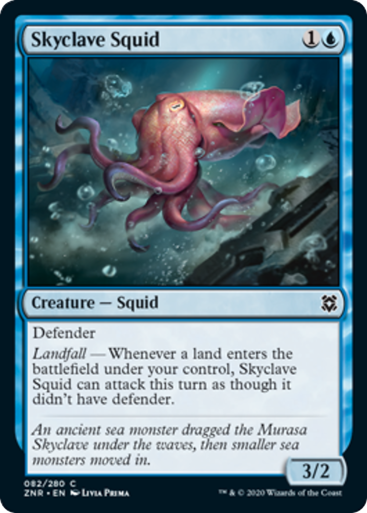 Skyclave Squid Card Image