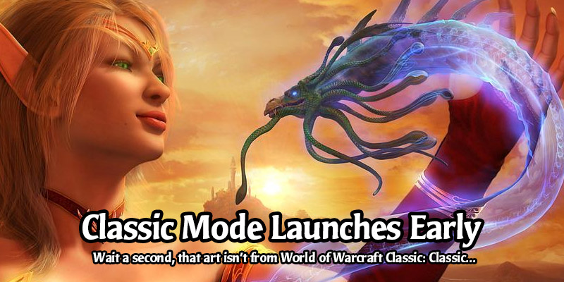Hearthstone's Classic Mode Will Launch With Patch 20.0 Prior to Forged in the Barrens Release Unlike Previously Stated