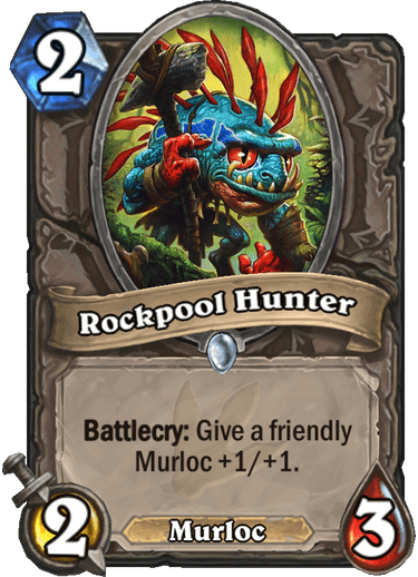 Rockpool Hunter Card Image
