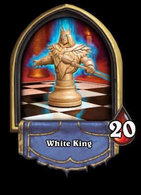 White King Card Image