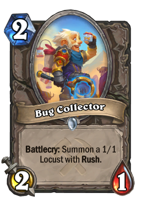 Bug Collector Card Image