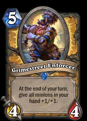 Grimestreet Enforcer Card Image
