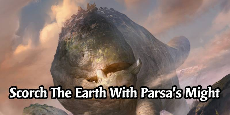 Get the Full Parsa Faction in Mythgard's Core Set For Free With This Code