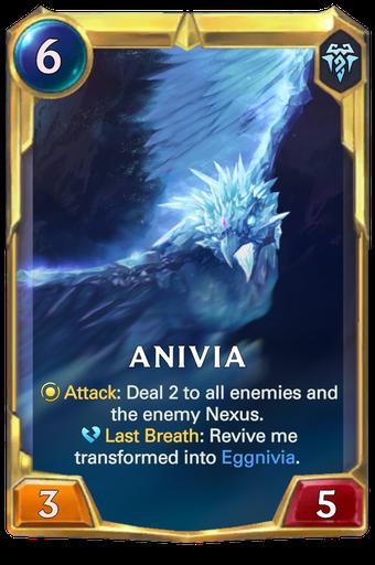 Anivia Card Image