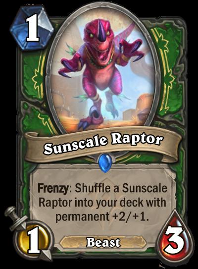 Sunscale Raptor Card Image