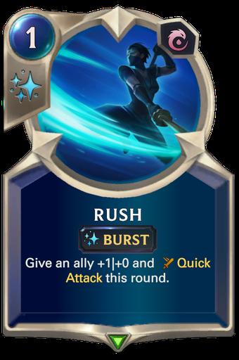 Rush Card Image