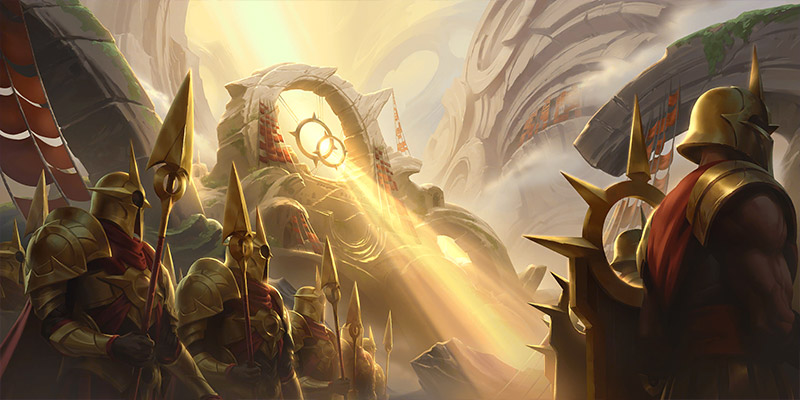 9 of Our Favourite Decks From Day 1 of Runeterra's New Expansion, Guardians of the Ancient