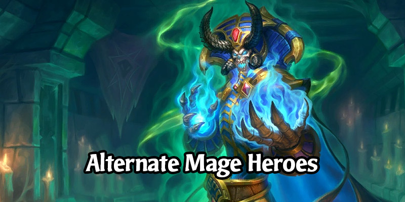 How to Obtain Hearthstone's Alternate Mage Heroes
