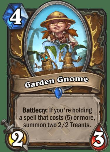 Garden Gnome Card Image