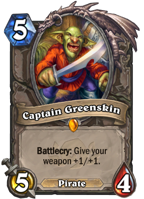 Captain Greenskin Card Image
