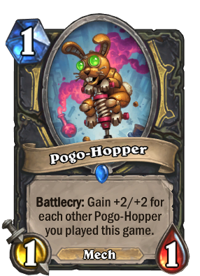 Pogo-Hopper Card Image