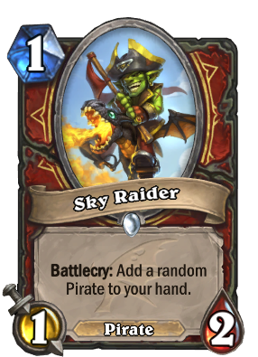 Sky Raider Card Image