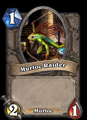 (1) Murloc Raider
