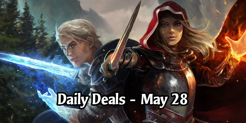 The Royal Scions Card Style is 60% Off Today - MTG Arena Daily Deals for May 28, 2020