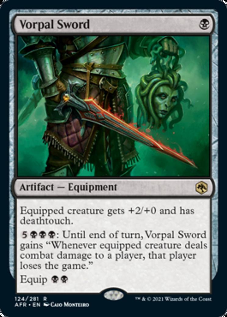 Vorpal Sword Card Image