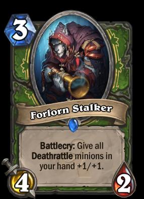 Forlorn Stalker Card Image