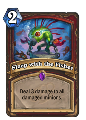 Sleep with the Fishes Card Image