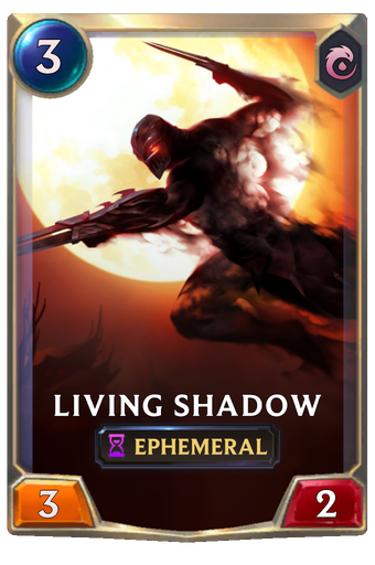 Living Shadow Card Image