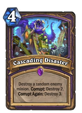 Cascading Disaster Card Image
