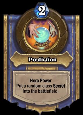 Prediction Card Image