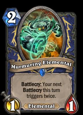 Murmuring Elemental Card Image