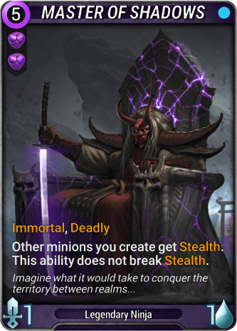 Master of Shadows Card Image