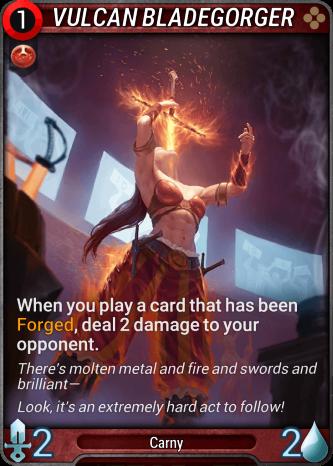 Vulcan Bladegorger Card Image