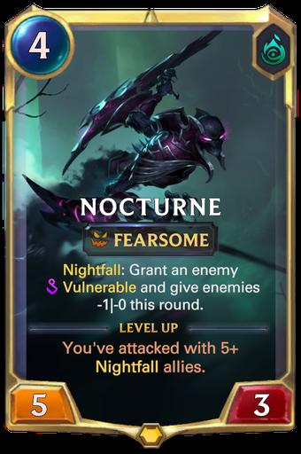 Nocturne Card Image