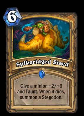 Spikeridged Steed Card Image