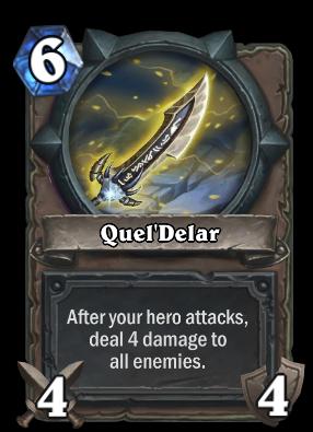 Quel'Delar Card Image
