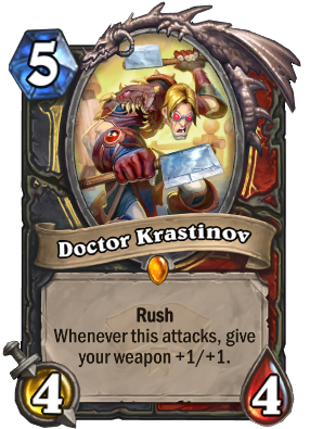 Doctor Krastinov Card Image