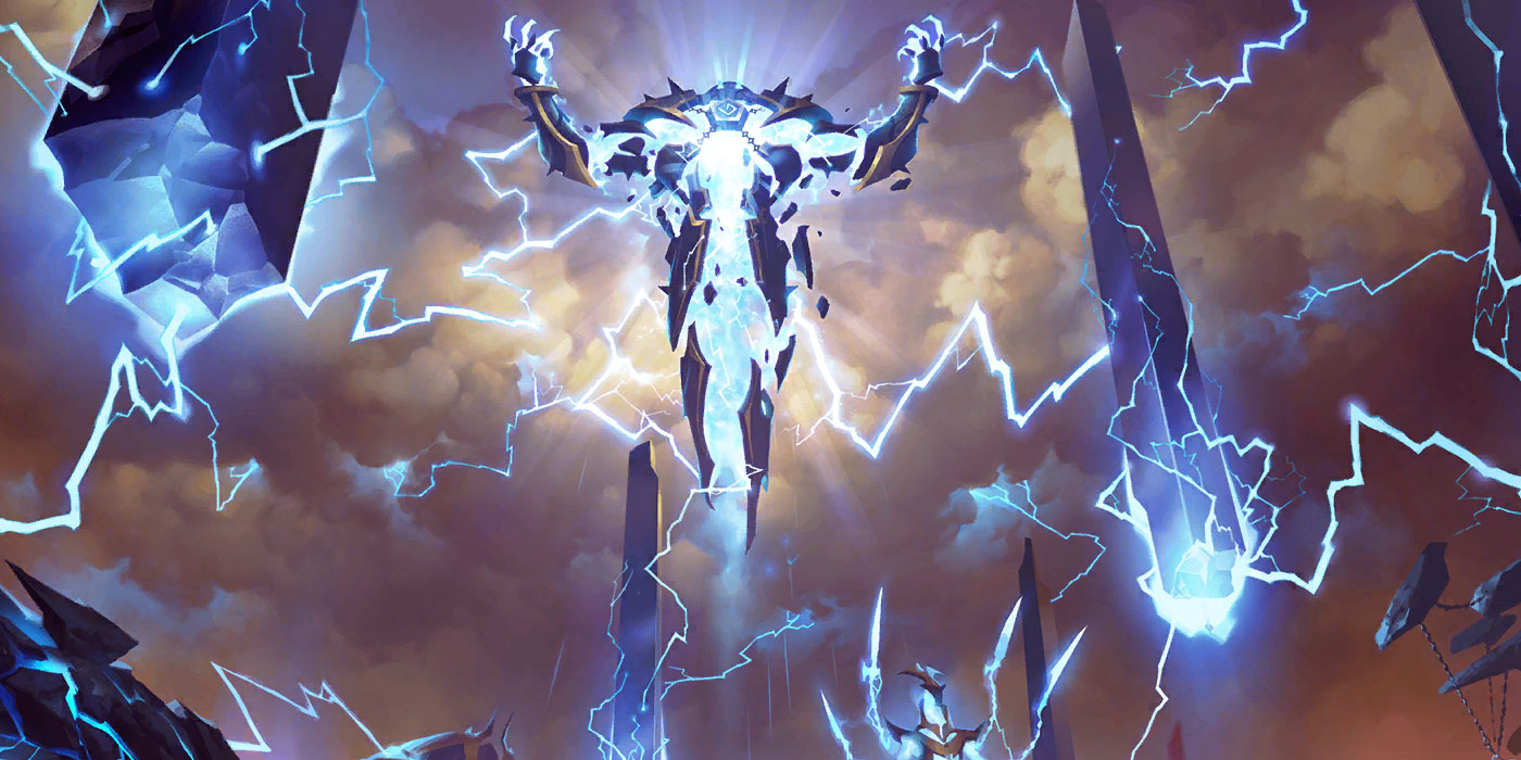 Xerath: New Shurima Champion Reveal - 12 New Runeterra Cards Revealed