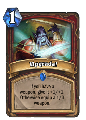 Upgrade! Card Image