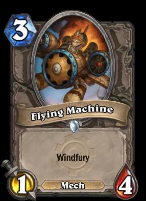 Flying Machine Card Image
