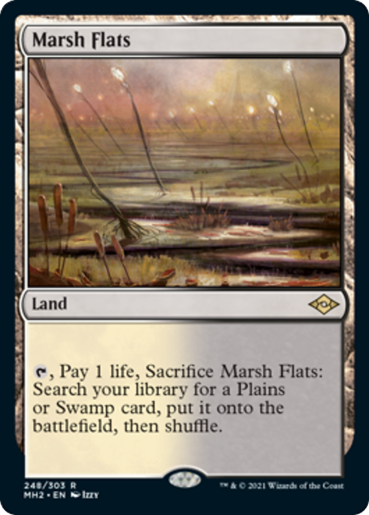 Marsh Flats Card Image