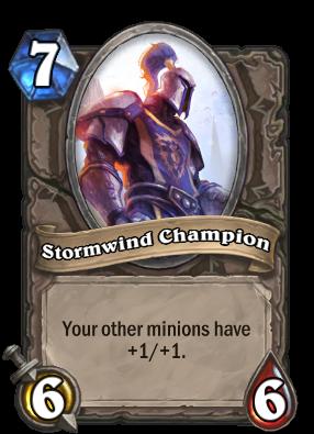 Stormwind Champion Card Image