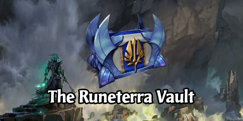 What Rewards Drop From Vault Chests in Legends of Runeterra?