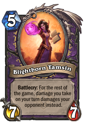 Blightborn Tamsin Card Image